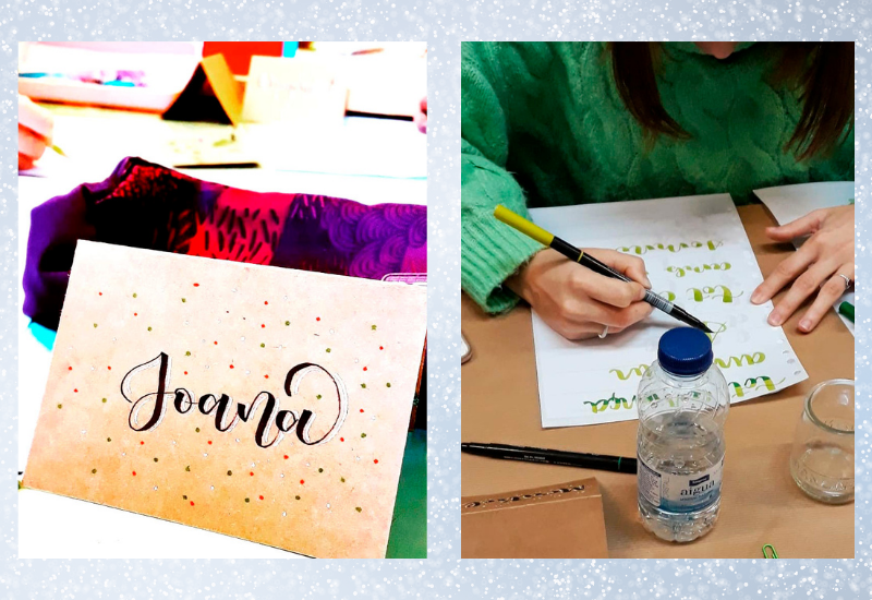Taller Lettering adults